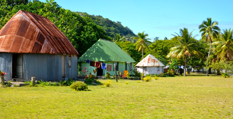 Moana-I-Cake Village, Fulaga