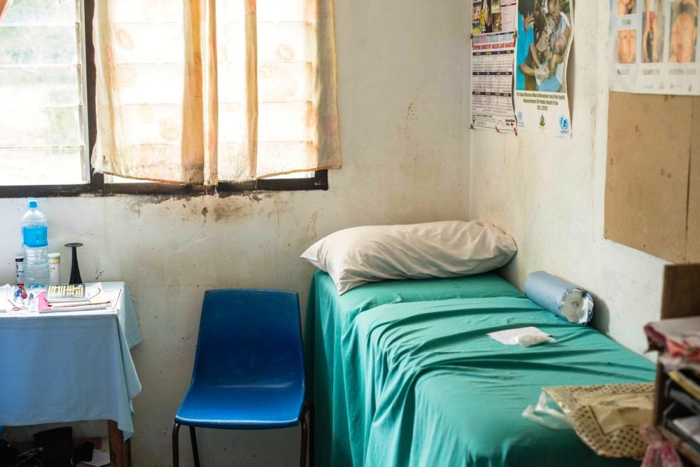 Maternity Ward, Emae Island